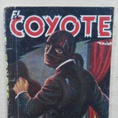 Tebeos: EL COYOTE - Nº 30, LA HUELLA AZUL - ED. CLIPER. Lote 189358516