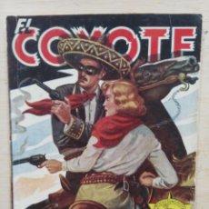 Tebeos: EL COYOTE - Nº 32, GALOPANDO CON LA MUERTE - ED. CLIPER. Lote 189358722