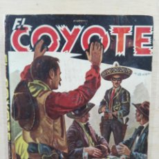 Tebeos: EL COYOTE - Nº 33, LA SENDA DE LA VENGANZA - ED. CLIPER. Lote 189358817