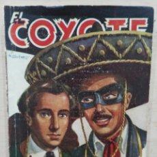 Tebeos: EL COYOTE - Nº 34, PADRE E HIJO - ED. CLIPER. Lote 189358976