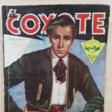 Tebeos: EL COYOTE - Nº 35, CACHORRO DE COYOTE - ED. CLIPER. Lote 189359183