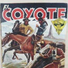 Tebeos: EL COYOTE - Nº 36, LA ROCA DE LOS MUERTOS - ED. CLIPER. Lote 189359465