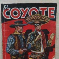 Tebeos: EL COYOTE - Nº 42, EL SECRETO ROTO - ED. CLIPER. Lote 189360107