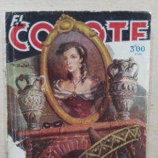 Tebeos: EL COYOTE - Nº 47, GUADALUPE - ED. CLIPER. Lote 189362103