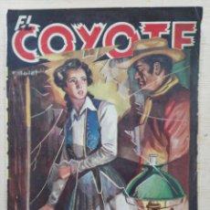 Tebeos: EL COYOTE - Nº 48, EL RESCATE DE GUADALUPE - ED. CLIPER. Lote 189364583