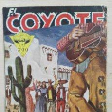 Tebeos: EL COYOTE - Nº 49, REUNIÓN EN LOS ÁNGELES - ED. CLIPER. Lote 189364691