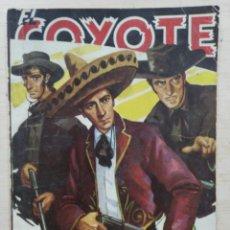 Tebeos: EL COYOTE - Nº 53, EL CUERVO EN LA PRADERA - ED. CLIPER. Lote 189392432