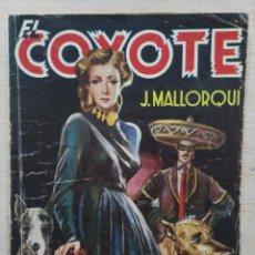 Tebeos: EL COYOTE - Nº 56, LA REINA DEL VALLE - ED. CLIPER. Lote 189392557