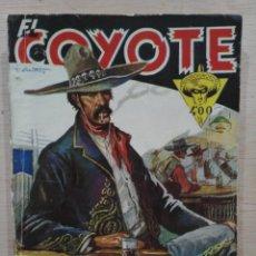 Tebeos: EL COYOTE - Nº 57, ``CALAVERA´´ LOPEZ - ED. CLIPER. Lote 189392585