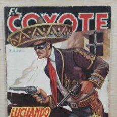 Tebeos: EL COYOTE - Nº 58, LUCHANDO POR SU HIJO - ED. CLIPER. Lote 189392600