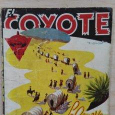 Tebeos: EL COYOTE - Nº 62, LA CARAVANA DEL ORO - ED. CLIPER. Lote 189392770