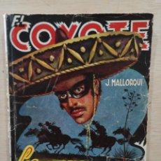 Tebeos: EL COYOTE - Nº 65, LOS MOTIVOS DEL COYOTE - ED. CLIPER. Lote 189392891