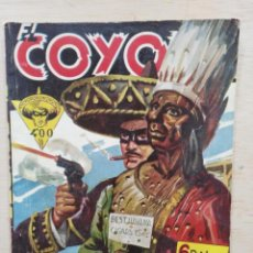 Tebeos: EL COYOTE - Nº 66, 6 BALAS DE PLATA - ED. CLIPER. Lote 189393170