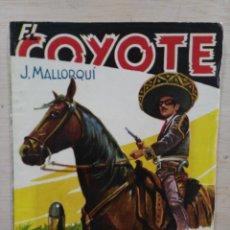 Tebeos: EL COYOTE - Nº 67, LA ÚLTIMA BALA - ED. CLIPER. Lote 189393205