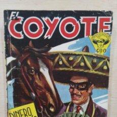 Tebeos: EL COYOTE - Nº 68, DINERO PELIGROSO - ED. CLIPER. Lote 189393257