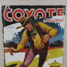 Tebeos: EL COYOTE - Nº 70, LOS HOMBRES MUEREN AL ANOCHECER - ED. CLIPER. Lote 189393318