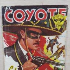 Tebeos: EL COYOTE - Nº 73, LA HACIENDA ``EL CAPITÁN´´ - ED. CLIPER. Lote 189393482