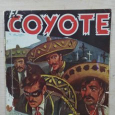 Tebeos: EL COYOTE - Nº 76, LA SEPULTURA VACIA - ED. CLIPER. Lote 189393606
