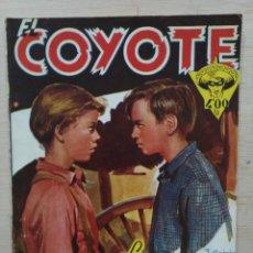 Tebeos: EL COYOTE - Nº 77, LOS HIJASTROS DEL ODIO - ED. CLIPER. Lote 189393680