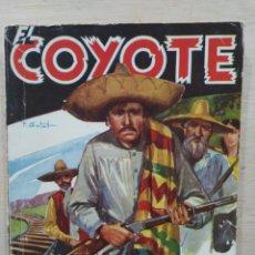 Tebeos: EL COYOTE - Nº 78, OTRA VEZ EL PASADO - ED. CLIPER. Lote 189393706