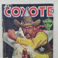 Tebeos: EL COYOTE - Nº 79, PLOMO EN UNA ESTRELLA - ED. CLIPER. Lote 189393760