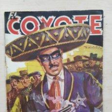 Tebeos: EL COYOTE - Nº 82, ``OJOS VERDES´´ - ED. CLIPER. Lote 189393851