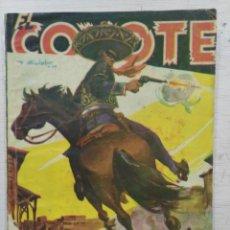 Tebeos: EL COYOTE - Nº 84, ``LA TRAICIÓN COYOTE´´ - ED. CLIPER. Lote 189393956