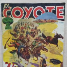 Tebeos: EL COYOTE - Nº 85, ``A LA CAZA DEL COYOTE´´ - ED. CLIPER. Lote 189394033