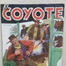 Tebeos: EL COYOTE - Nº 86, LOS VOLUNTARIOS DEL COYOTE - ED. CLIPER. Lote 189394105