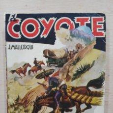 Tebeos: EL COYOTE - Nº 90, SIERRA BLANCA - ED. CLIPER. Lote 189394365