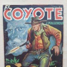 Tebeos: EL COYOTE - Nº 92, EL AHIJADO DE DON GOYO - ED. CLIPER. Lote 189394426