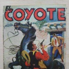 Tebeos: EL COYOTE - Nº 93, LAS ANGUSTIAS DE DON GOYO - ED. CLIPER. Lote 189394500
