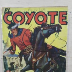 Tebeos: EL COYOTE - Nº 94, EL ÚLTIMO DE LOS SIETE - ED. CLIPER. Lote 189394560