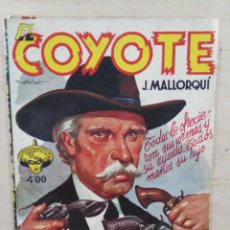 Livros de Banda Desenhada: EL COYOTE - Nº 105, LA SANGRE DE SIMÓN SALTER - ED. CLIPER. Lote 189395265