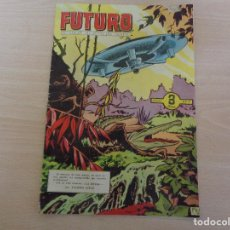 Giornalini: FUTURO Nº 7. REVISTA DE LAS RUTAS DEL ESPACIO. AÑO I. EDITA CLIPER 1957. Lote 189510325