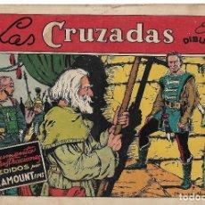 Tebeos: LAS CRUZADAS - ORIGINAL. Lote 191288407