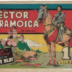 Tebeos: HECTOR FIERAMOSCA - ORIGINAL. Lote 191288601
