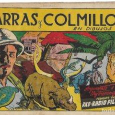 Tebeos: GARRAS Y COLMILLOS - ORIGINAL. Lote 191288932