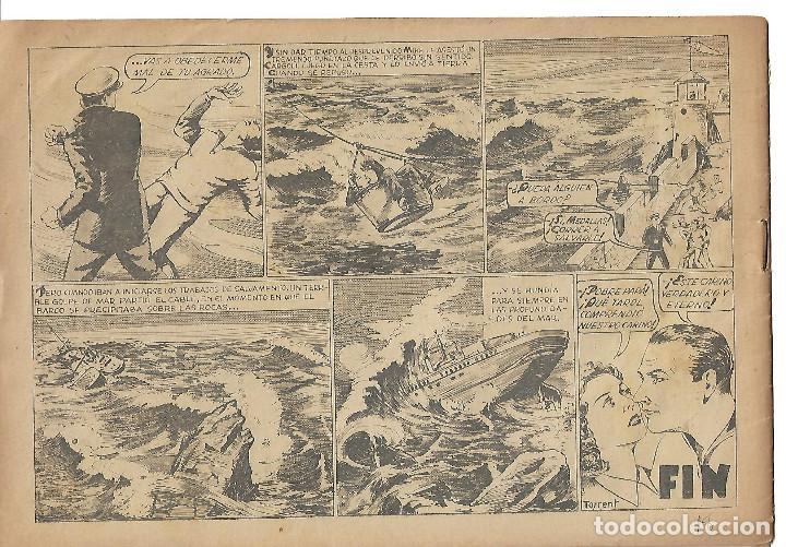 Tebeos: TITANES DEL MAR - ORIGINAL - Foto 2 - 191289345