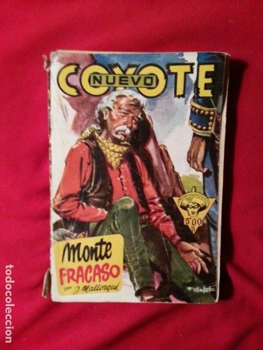 MONTE FRACASO - J. MALLORQUI - NUEVO COYOTE 54 (Tebeos y Comics - Cliper - El Coyote)
