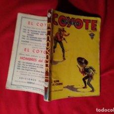 Tebeos: LA HORA DEL COYOTE - J. MALLORQUI - NUEVO COYOTE 22 /152). Lote 191576205