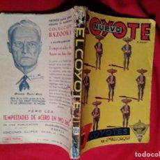 Tebeos: 7 COYOTES - J. MALLORQUI - NUEVO COYOTE 20 (150). Lote 191579926