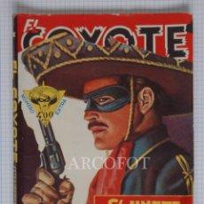 Tebeos: EL COYOTE EXTRAORDINARIO Nº 6 - EL JINETE ENMASCARADO - J. MALLORQUÍ - LA DE LAS FOTOS. Lote 191684215