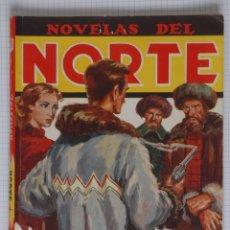 Tebeos: NOVELAS DEL NORTE Nº 28 - EL NATURALISTA - EDICIONES CLIPER - LA DE LAS FOTOS. Lote 191686800