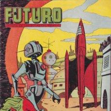 Tebeos: COMIC COLECCION FUTURO Nº º 9. Lote 192150900