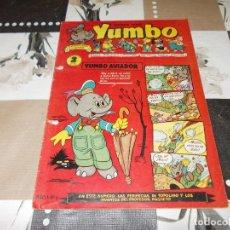Tebeos: YUMBO AÑO 1 Nº 6. 1953. CLIPER. Lote 193343267