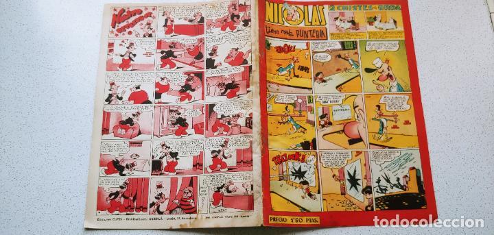 Tebeos: Nicolas nº 68 ediciones Cliper Garcia Lorente Jorge Martz Schmidt Figueras Sagasti ... - Foto 2 - 193809261