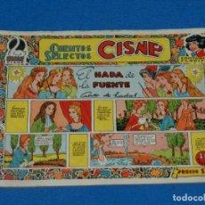 Tebeos: (M0) CUENTOS SELECTOS CISNE N.13 EDICIONES FLORITA, BUEN ESTADO. Lote 193883260