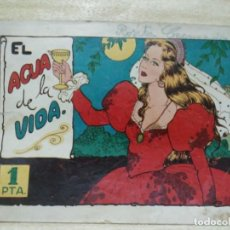 Tebeos: CUADERNOS SELECTOS CISNE Nº 28 EL AGUA DE LA VIDA EDITORIAL CLIPER 1942. Lote 194350150