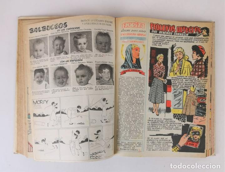 Tebeos: COLECCIÓN DE FLORITA. 145 REVISTA PARA NIÑAS. EDIT CLIPER. ESPAÑA. CIRCA 1950. - Foto 29 - 139546206